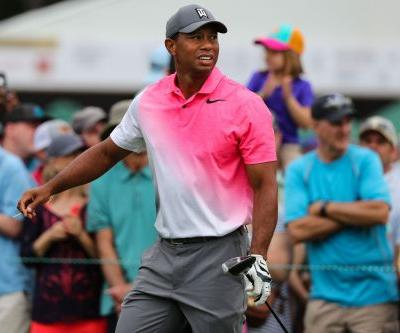 Tiger Woods, Phil Mickelson, Rory McIlroy shoot scores in 60s, but they're not celebrating