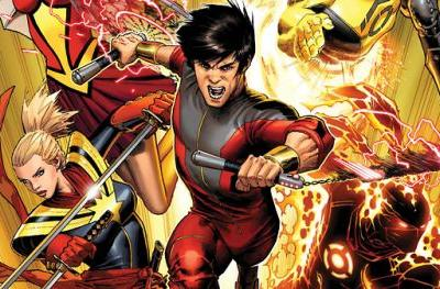 Simu Liu to Star in Shang-Chi and the Legend of the Ten Rings