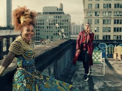 """Janet Jackson Returns Alongside Daddy Yankee on New Single """"Made for Now"""""""
