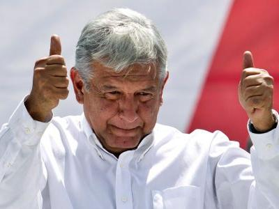 Meet Andrés Manuel López Obrador, the new populist president of Mexico who vowed to sell his official jet and wrote an entire book calling on Trump to 'listen up'
