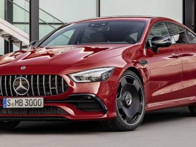 Mercedes-AMG Reveal GT 43 4-Door Coupé Packing An Inline-Six