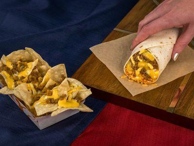 Taco Bell Wants to Fill Your Stomach With Nacho Cheese and Your Wallet With Dollars