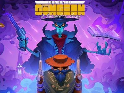 Enter The Gungeon: A Farewell to Arms Announced for April 5th