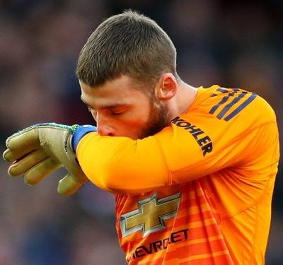 Video: Contract talks not the cause of De Gea mistake - Solskjaer