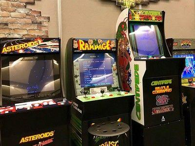Give into nostalgia with your favorite Arcade1Up machine for $199