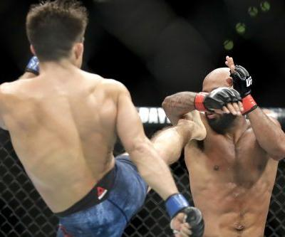 Demetrious Johnson's long UFC title reign comes to shocking end