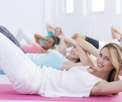 12 weeks of Pilates can reduce some chronic musculoskeletal conditions