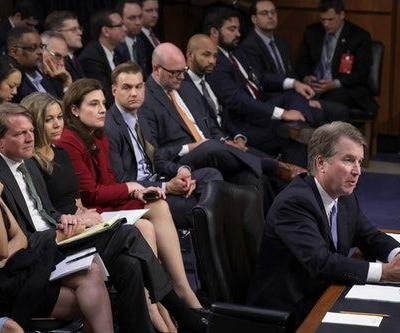 Brett Kavanaugh's Explanation For Ignoring A Parkland Victim's Father Is Pretty Basic
