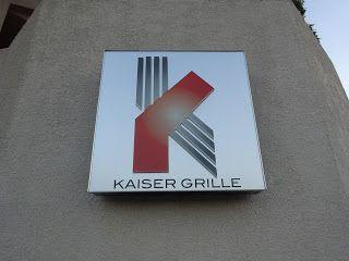 Hoping Kaiser Grill Will Continue Our Roll in the Desert