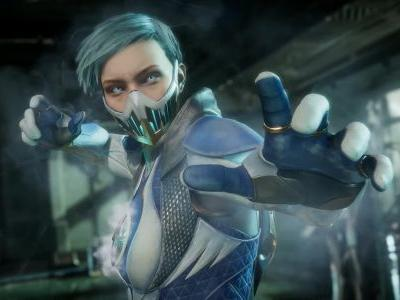 Ice queen Frost will send a chill down your spine in Mortal Kombat 11