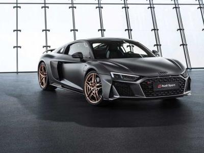 Audi Launches Limited R8 Decennium To Commemorate A Decade Of Their V10