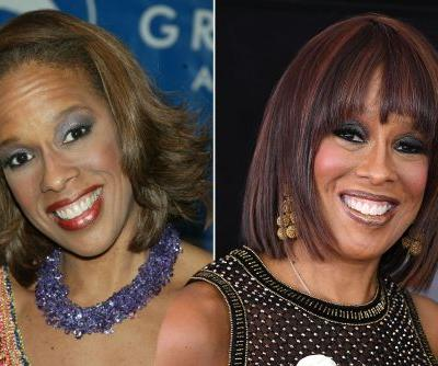 The evolution of Gayle King