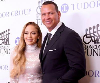 Jennifer Lopez had to figure herself out before dating Alex Rodriguez