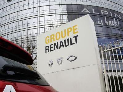 French government: No rush for Renault-Fiat Chrysler merger