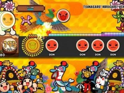 Taiko no Tatsujin: Drum Session Demo Comes to the UK