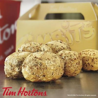 How To Win Free Tim Hortons Donuts For A Year On National Donut Day, Because It's A Sweet Deal