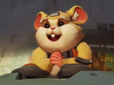 OVERWATCH'S New Hero Is A Cute Rodent