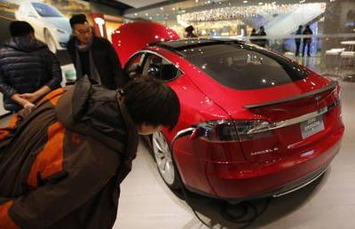 Tesla to recall over 14,000 Model S in China amid industry-wide crackdown on exploding airbags