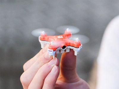 Last Minute Deal: Save 50% On The SKEYE Nano Drone with Camera