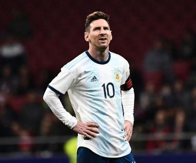 Messi to miss Morocco friendly after injury on international return