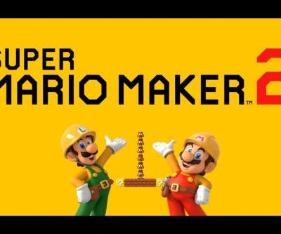 Super Mario Maker 2 news dump: Finally, Mario gets an online-versus mode