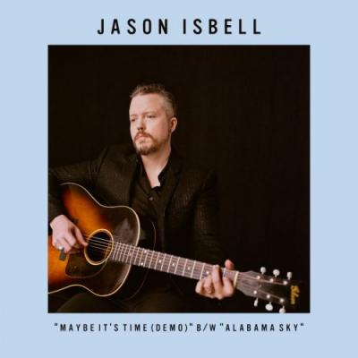 """Hear Jason Isbell's Demo For """"Maybe It's Time"""" From A Star Is Born"""