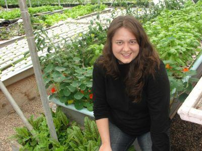 Marianne Cufone Blazes A Trail To A Hydroponic Future