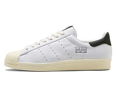 Slam Jam Wraps adidas Consortium Superstar & P.O.D. S3.1 in Minimalist New Colorways