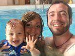 The race against time: Husband launches desperate appeal to fund drugs the NHS WON'T pay for to keep his wife alive so she can see their son open his Christmas gifts