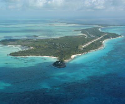 This large private island in the Bahamas is on sale for $20 million - and it was once home to parties for royals and celebs hosted by its cross-dressing oil heiress owner