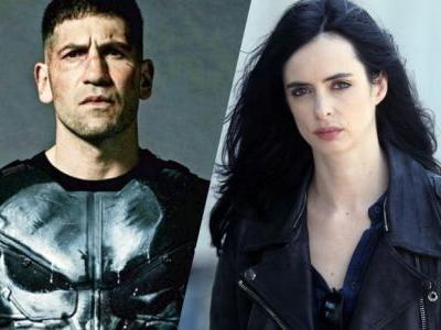 The Punisher & Jessica Jones Canceled at Netflix