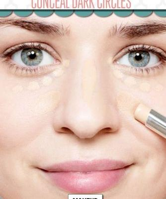Conceal Dark Circles Like a Pro