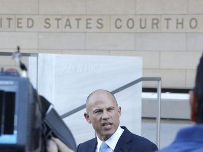 Michael Avenatti charged with attempting to extort millions from Nike