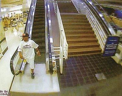 Police Seek Arson Suspect In Fire At Downtown Minneapolis Retailer