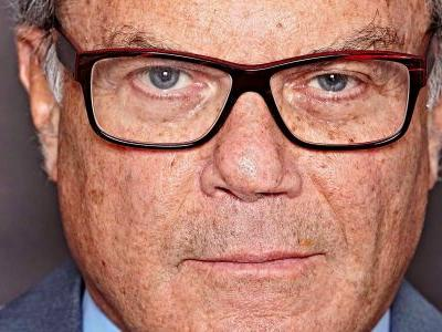 Ad giant WPP's shares drop 5% after CEO and founder Sir Martin Sorrell quits