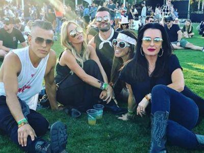 'RHOBH' Star Kyle Richards Claps Back at Troll Who Says She's Too Old for Coachella