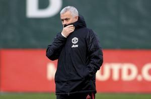 Jose Mourinho fired by Man United after 2½ years