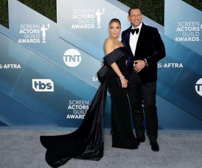 J. Lo and A-Rod Skip the Grammys 2020 Red Carpet After Busy Award Show Season