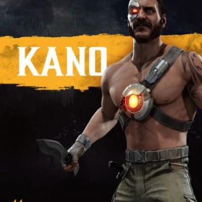 Kano confirmed for Mortal Kombat 11