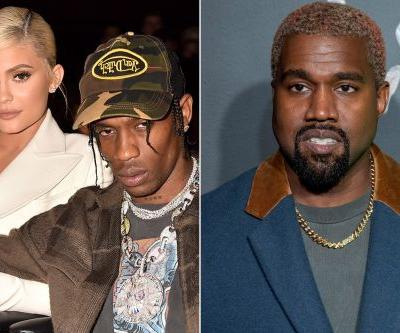Kylie Jenner supports Travis Scott amid Kanye West feud rumors