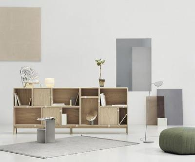 "Muuto Introduces Several New Designs In ""New Perspectives"" Line"