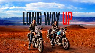 Long Way Up & Valentino: Rage Against The Dying Of The Light