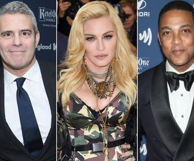 Madonna, Andy Cohen, Don Lemon honored at GLAAD Media Awards