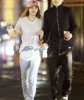 Lily-Rose Depp and Timothee Chalamet Had the Cutest NYC Date Night