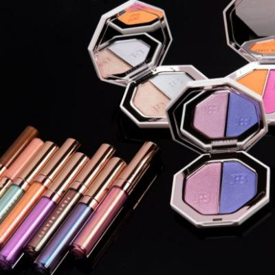 Swatches: Fenty Beauty Beach, Please! Collection