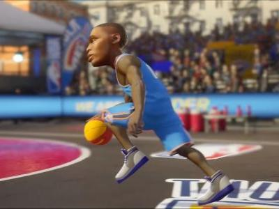 NBA Playgrounds 2 Trailer Promises More Over The Top Basketball Action