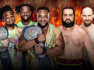 WWE Hell In A Cell 2018: Live Match Card Updates And Kickoff Show Results