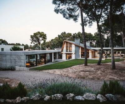 The Cabin House / ART Proyectos y Arquitectura