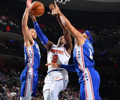 This Knicks pain is exactly what RJ Barrett needs