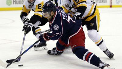 Blue Jackets edge Penguins in OT amid playoff-like atmosphere